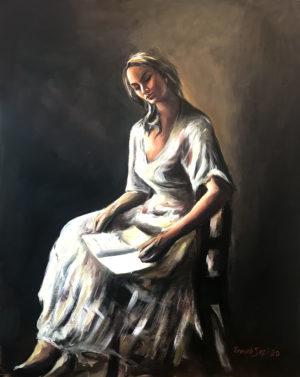Mensen schilderijen